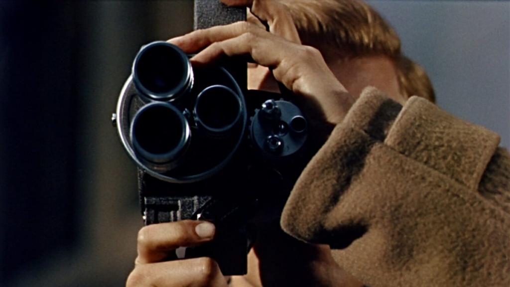 «L'occhio che uccide», il cinema guarda il cinema