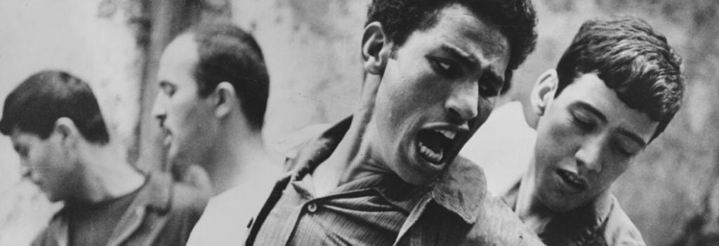 «La battaglia di Algeri», Cinema reale e Vero storico
