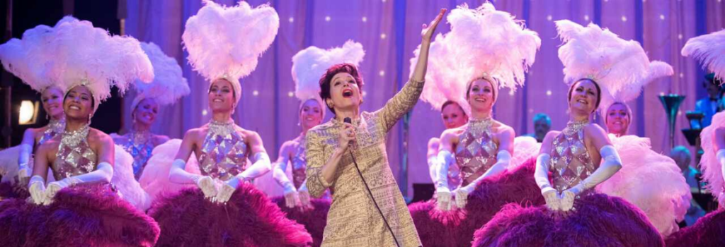 Judy Garland, la diva con una storia da Oscar