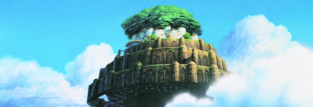 «Il castello nel cielo»: l'alba dello Studio Ghibli