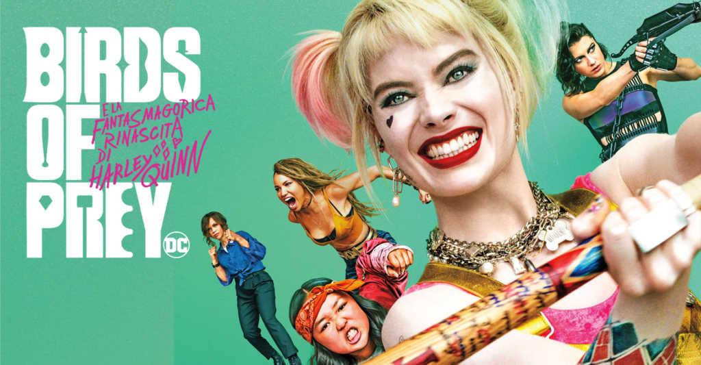 «Harley Quinn: Birds of prey», il riscatto DC senza successo