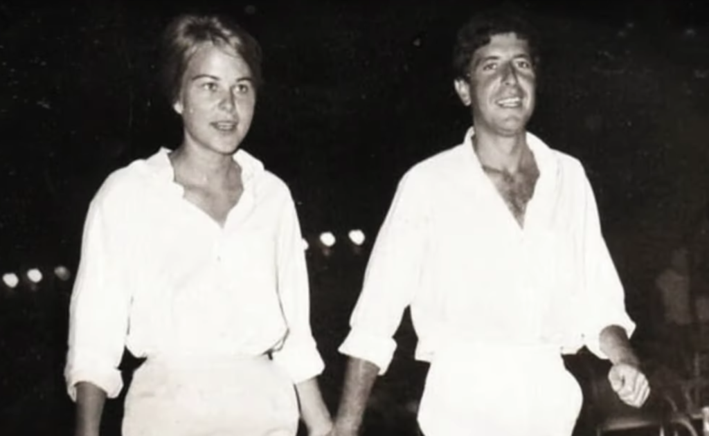 Marianne e Leonard