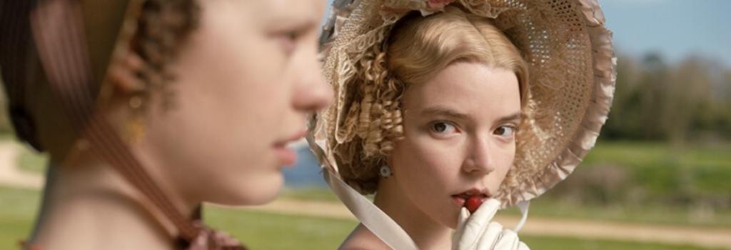 La nuova e carismatica «Emma» nel film di Autumn de Wilde