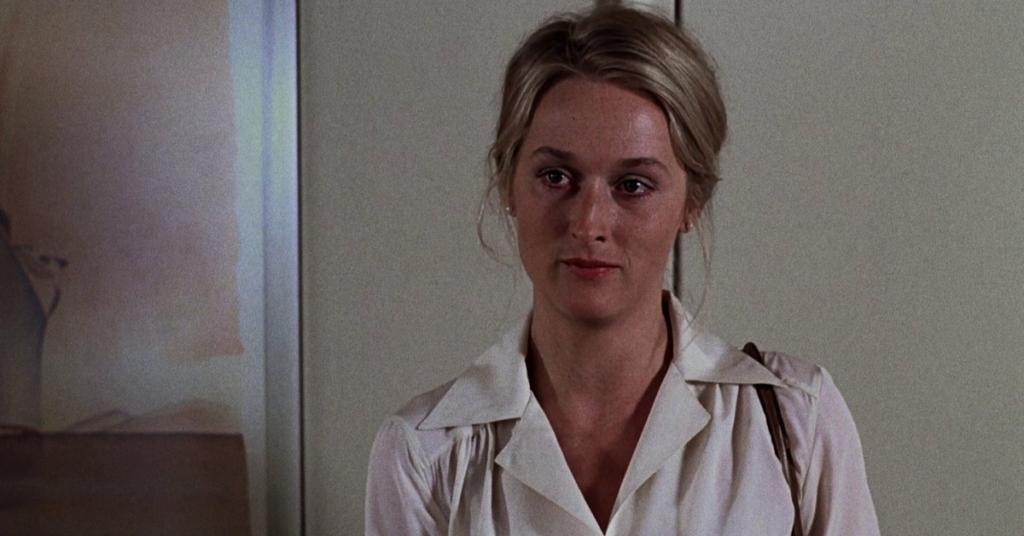 Oscar Meryl Streep