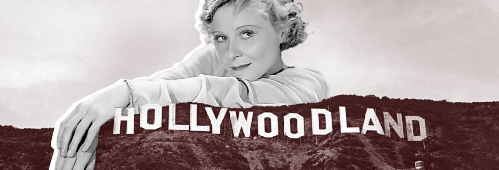 La vera storia di Peg Entwistle, l'attrice che ha ispirato la serie «Hollywood»