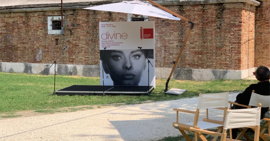 Biennale mostra Divine