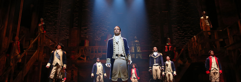 «Hamilton» il musical sull'America di ieri per l'America di oggi