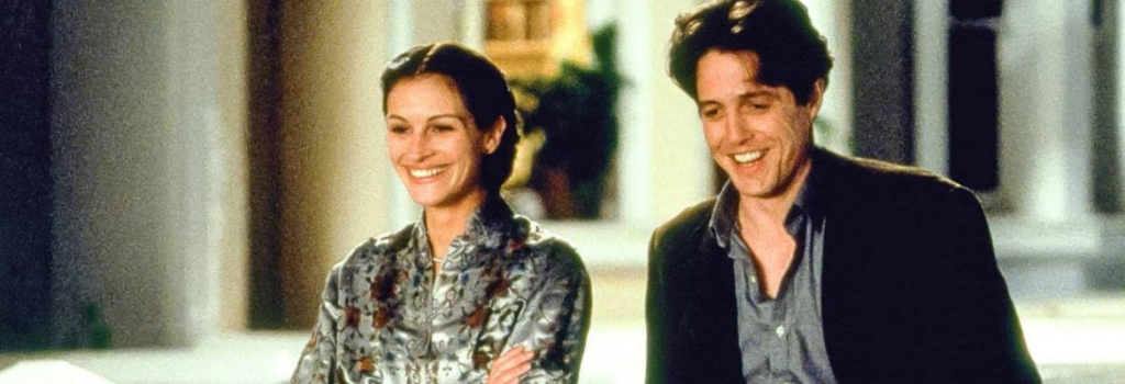«Notting Hill» un film surreale ma ancora bello