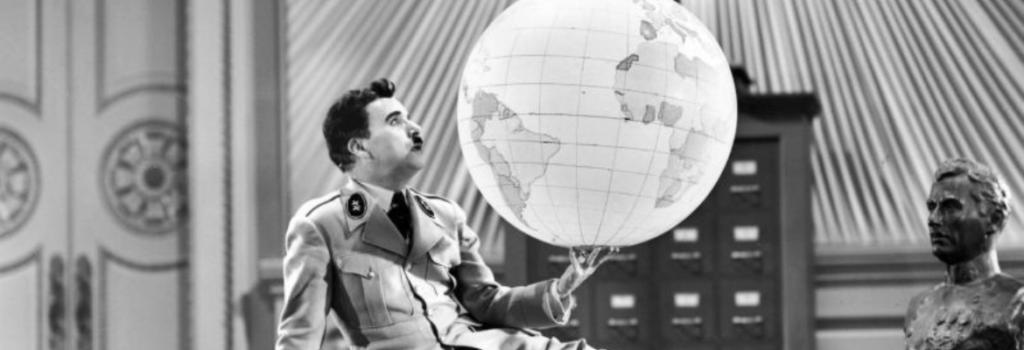 «Il grande dittatore», quando Charlie Chaplin ci richiamò alla dolcezza