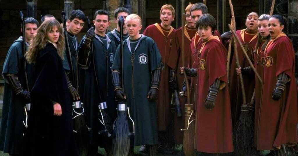 Harry Potter la camera dei segreti