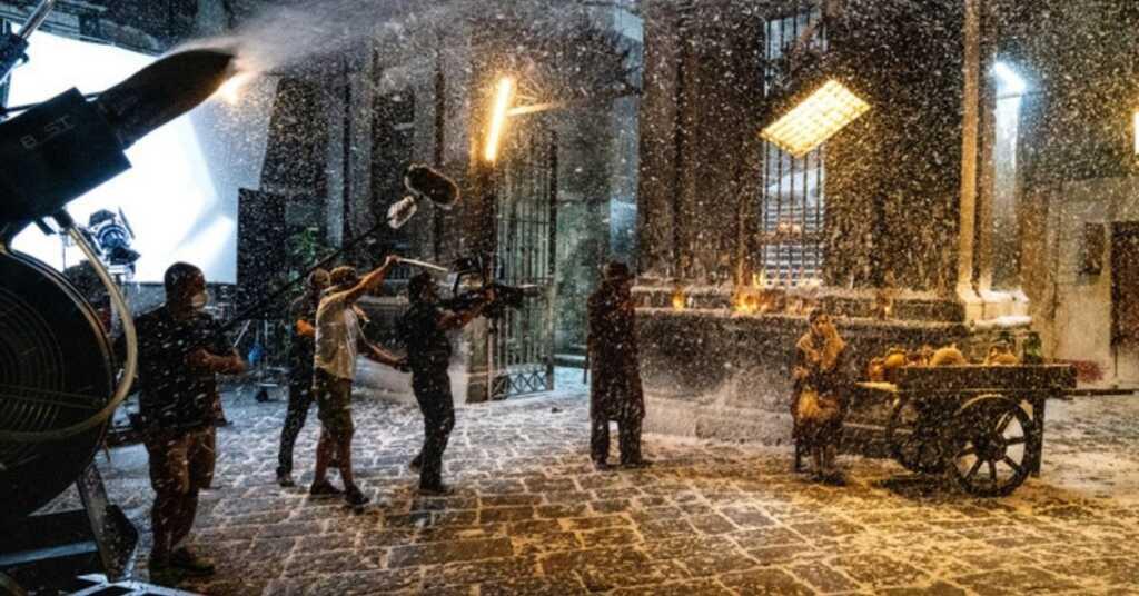 Natale in casa Cupiello Castellitto