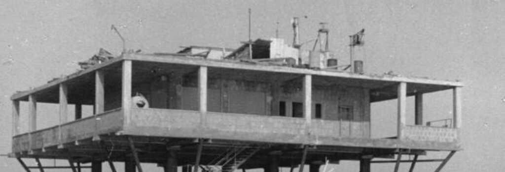 L'Isola delle Rose, la storia vera che ha ispirato il film di Sidney Sibilia