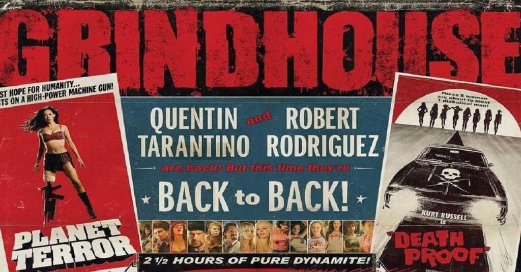 Grindhouse di Quentin Tarantino