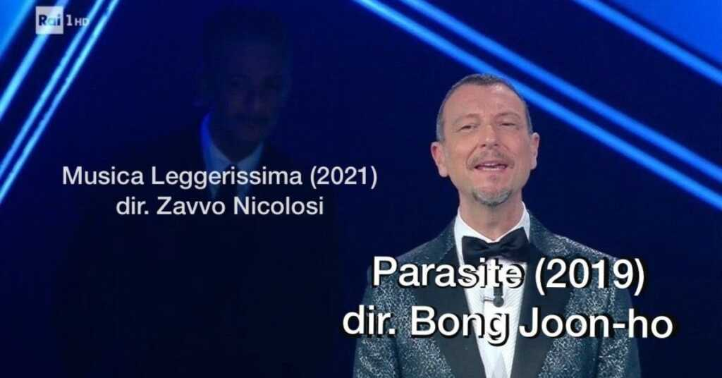 Sanremo meme