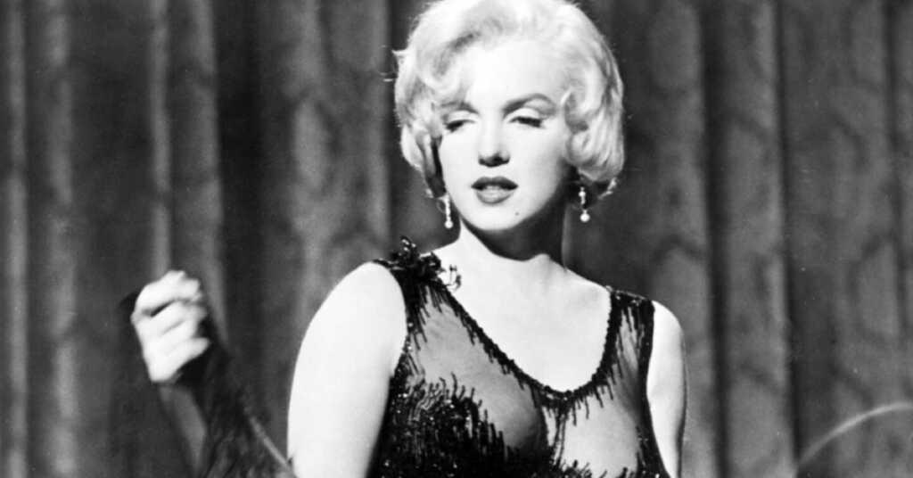 A qualcuno piace caldo Marilyn Monroe