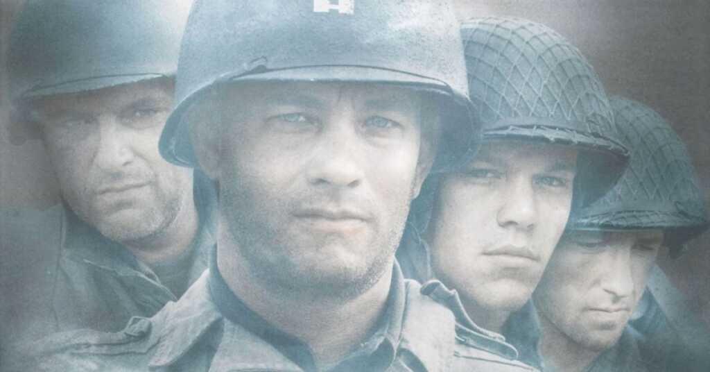 Salvate il soldato Ryan Steven Spielberg