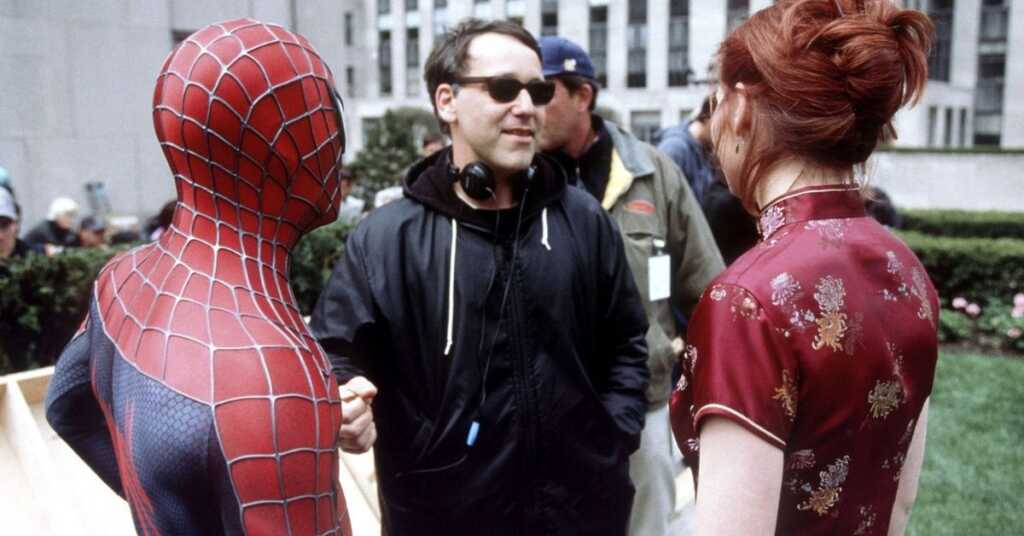 Spiderman Sam Raimi