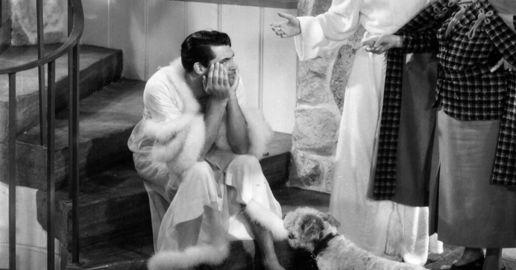 cary grant in susanna