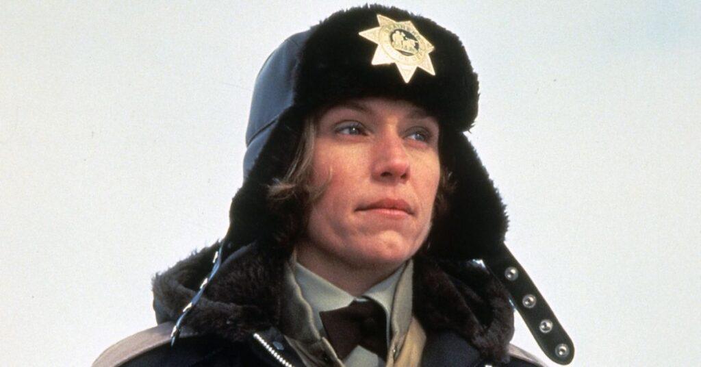 Frances McDormand-Fargo