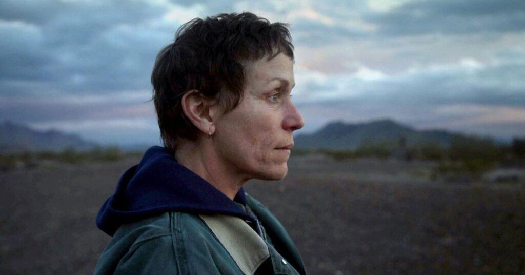 Frances McDormand-Nomadland