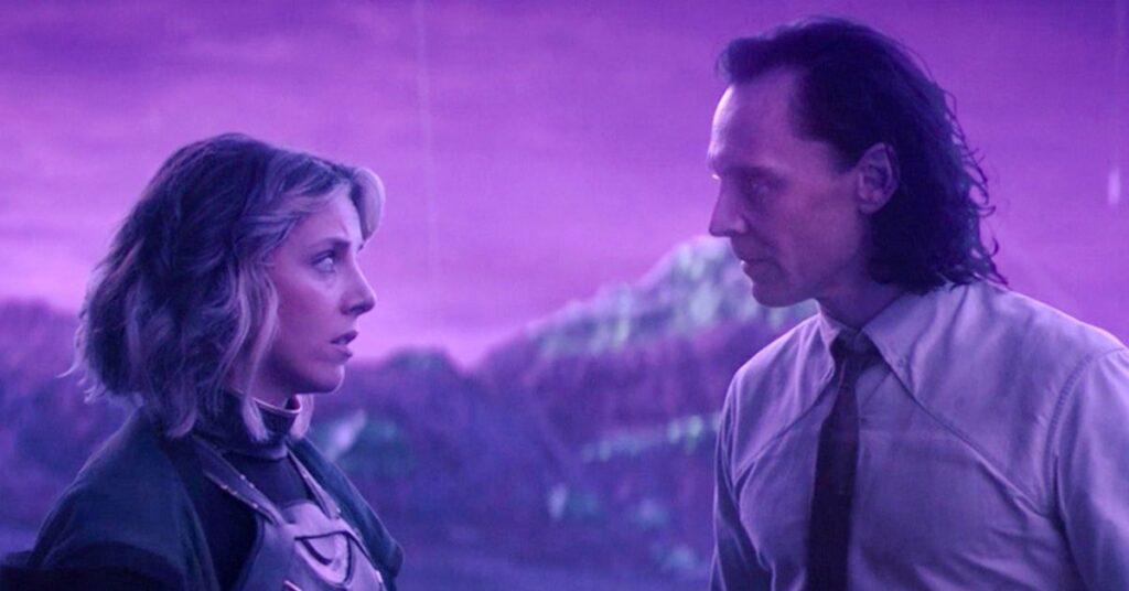 Loki e Sylvie su Lamentis