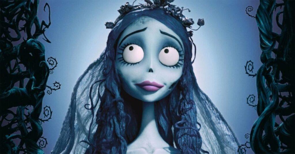 stop motion-la sposa cadavere