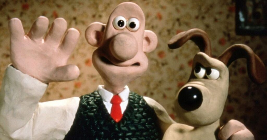 stop motion-wallace e gromit