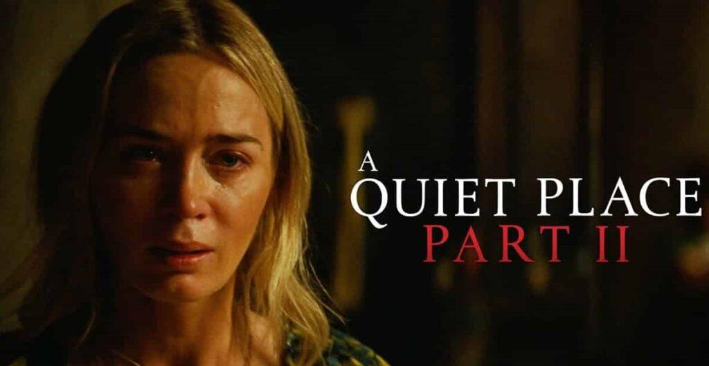 A quiet place parte II